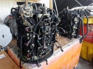 Parts of an Outboard