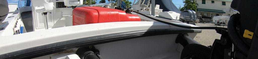 Buying a boat that has been sitting