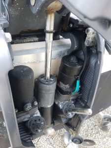 Outboard Engine Midsection
