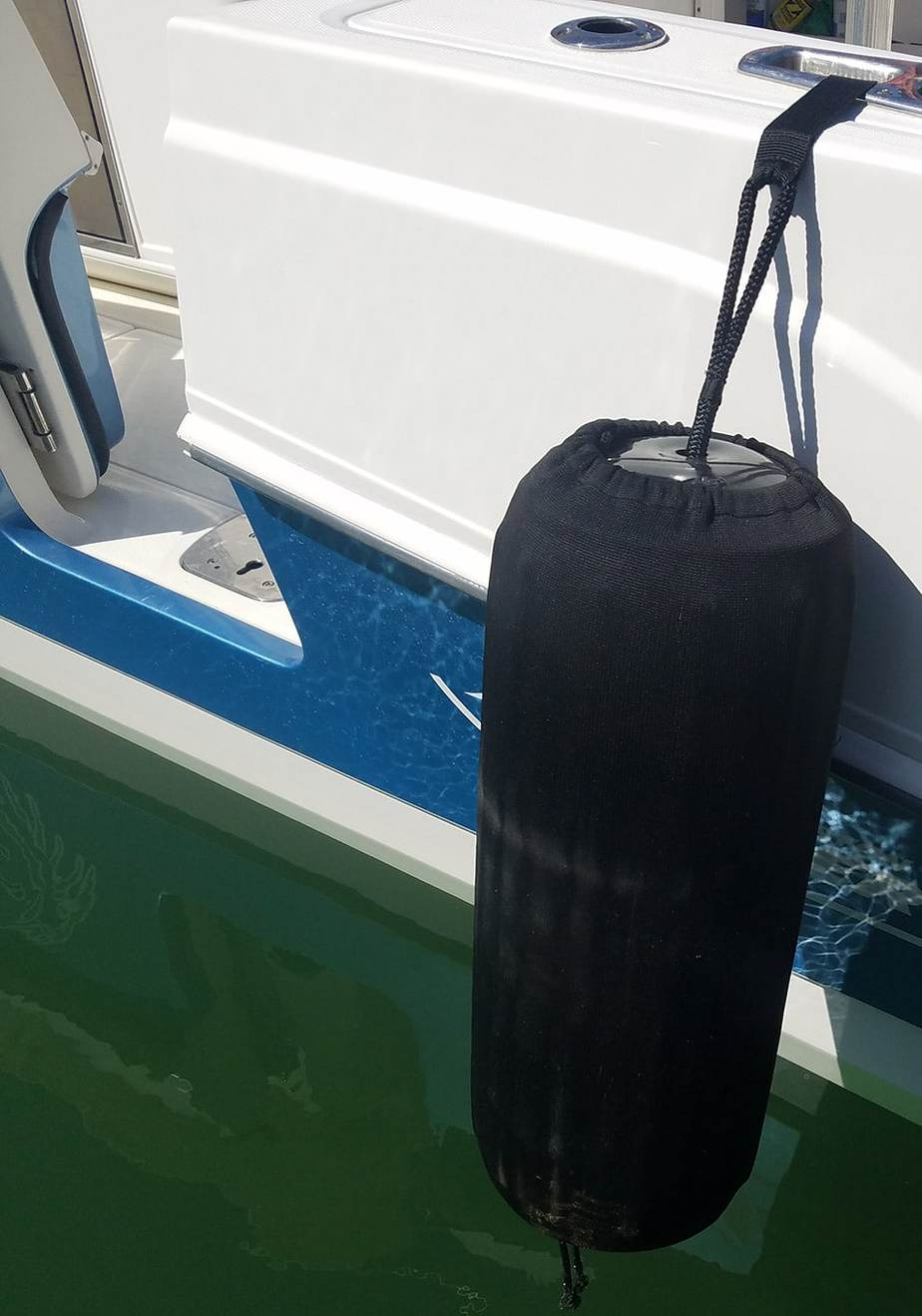 Can You Paint Boat Fenders? How To Clean Boat Fenders!