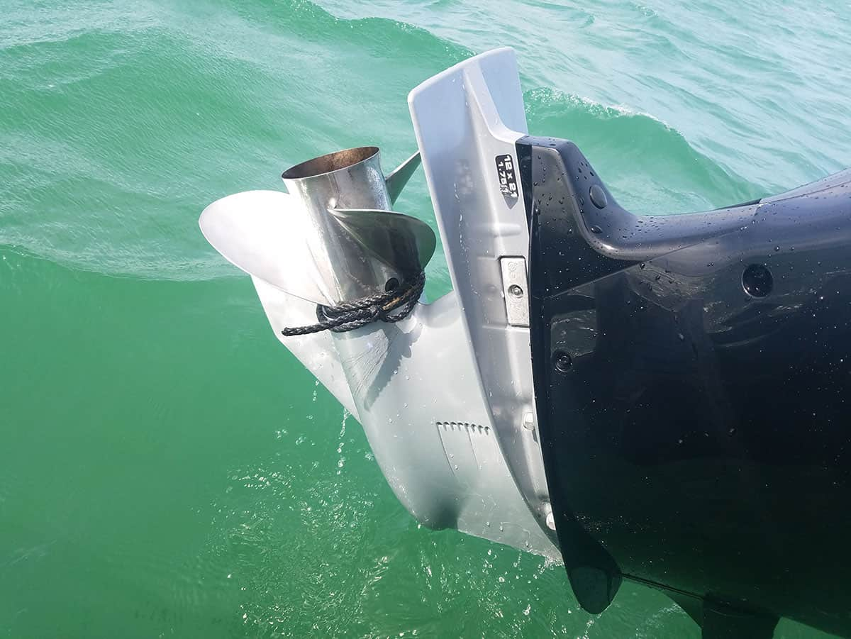 What To Do When Rope or Line Wraps Around Your Propeller