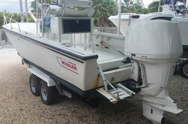 Seasonal Boat Trailer Maintenance
