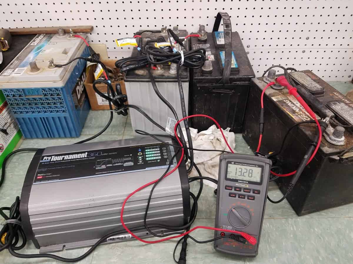 How To Store Boat Batteries For The Winter  Storing Them