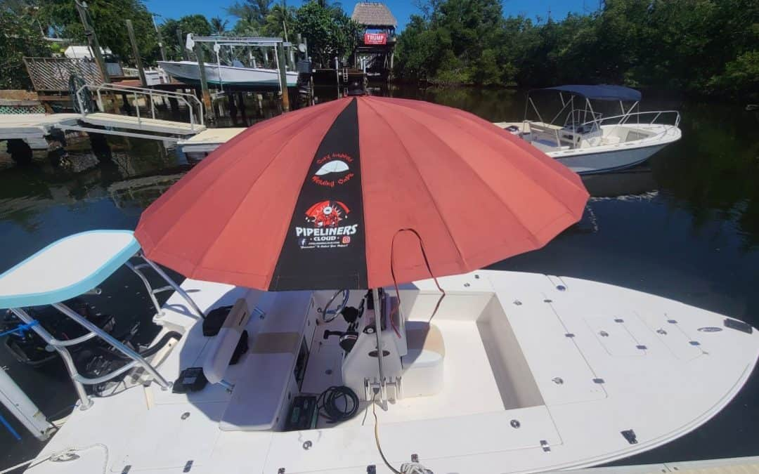 Best Shade Umbrella for Beach Trips That Won't Fold in The Wind!