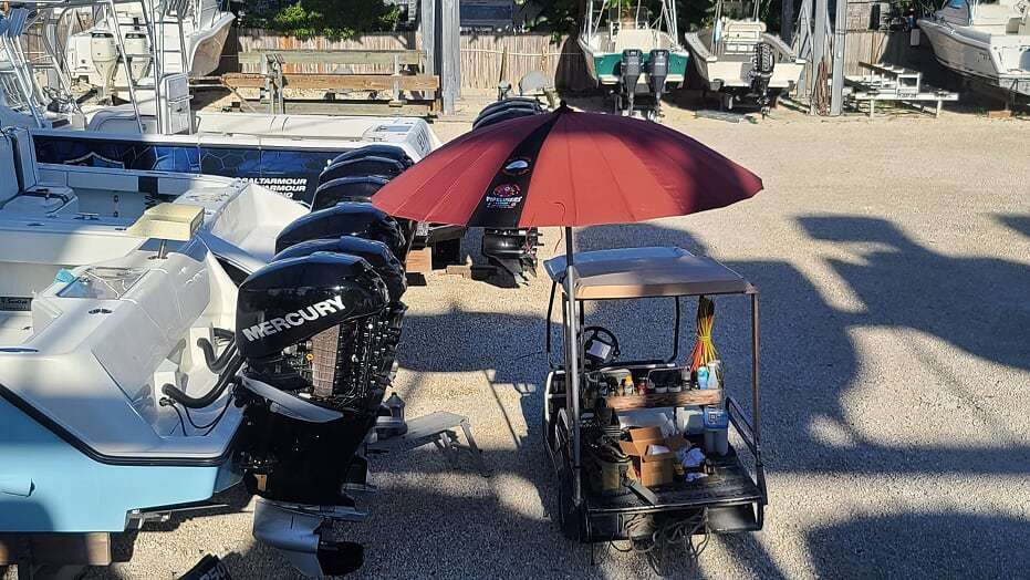 Why You Must Have a Heavy Duty Boat Umbrella