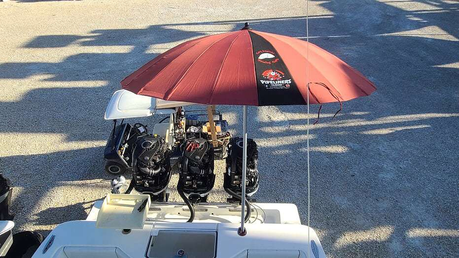 Boat Umbrella for Rod Holder: What You Must Know