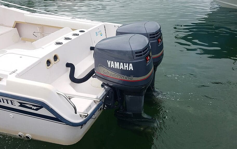 bad outboard starter
