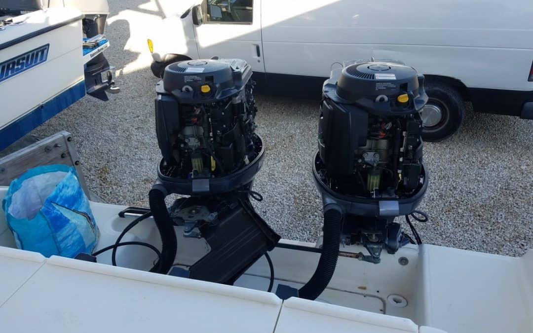 Signs of a Bad Outboard Starter & How to Start the Engine
